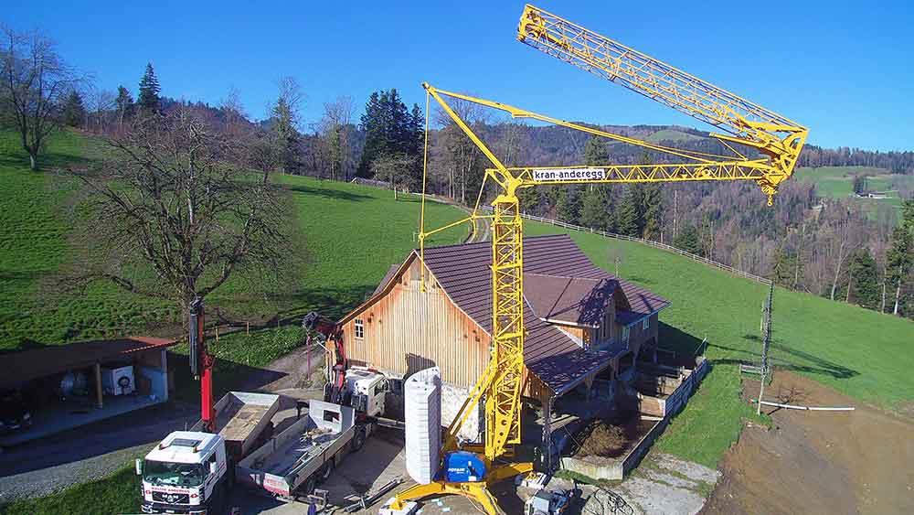 Kranmonteur Job Luzern